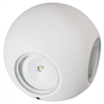 LGD-Wall-Orb-4WH-8W Warm White