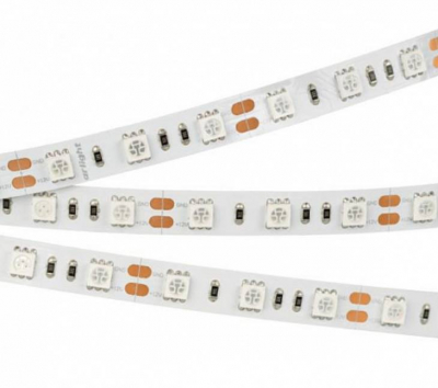 RT 2-5000 12V ORANGE 2X (5060, 300 LED, LUX) 60 LED