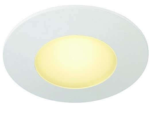 AITES LED ROUND White